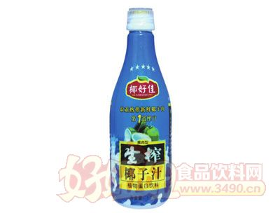 椰好佳生榨椰子汁500ml