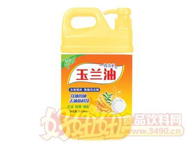 玉兰油生姜强效除腥洗洁精1.308kg