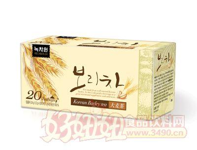 韩国绿茶园大麦饮品30g