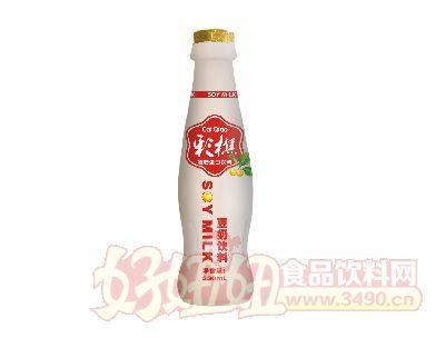 彩樵豆奶饮料330ml