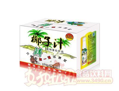 彩樵鲜椰子汁500ml×15瓶