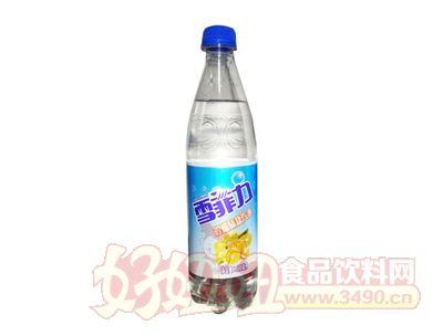 雪菲力柠檬味盐汽水600ml