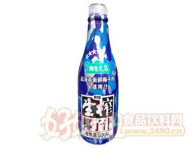 椰果之恋生榨椰子汁1.25L