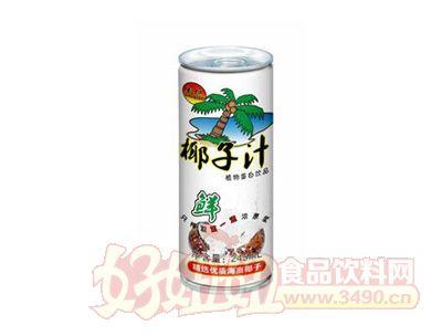 彩樵鲜榨椰子汁245ml