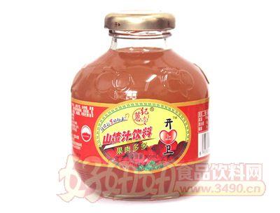 蒽纪堂山楂汁饮料