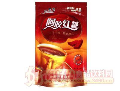 君贺阿胶红糖(自立袋)