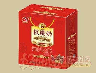 华宝核桃奶礼盒