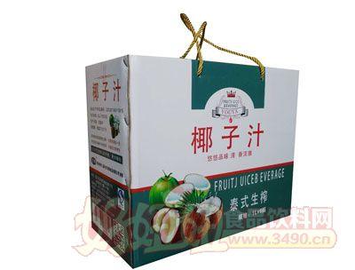 悠雅泰式生榨椰子汁1lx6瓶