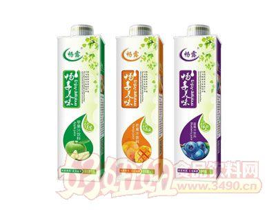 畅露苹果汁1.5l+芒果汁1.5l+蓝莓汁1.5l