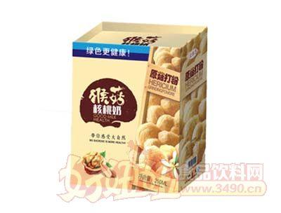 欣维恩猴菇核桃奶250ml