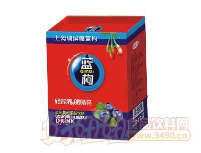欣维恩蓝莓枸杞果味饮料