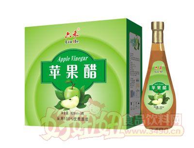 六禾苹果醋828mlx8瓶
