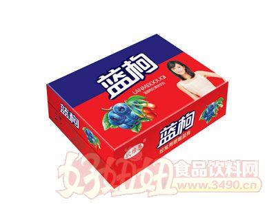 欣维恩蓝枸饮品箱装