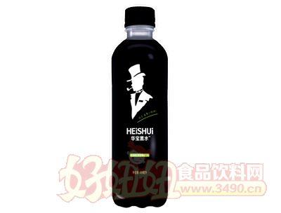 华宝黑水饮料瓶装