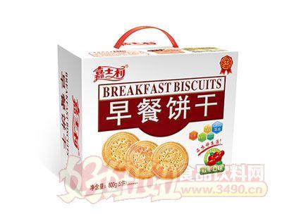 嘉士利800g-紅棗味早餐餅乾