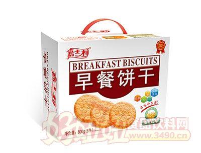 嘉士利800g-麥纖味早餐餅乾