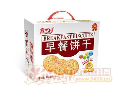 嘉士利800g-原味早餐餅乾