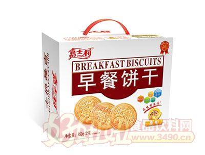 嘉士利850g-原味早餐餅乾