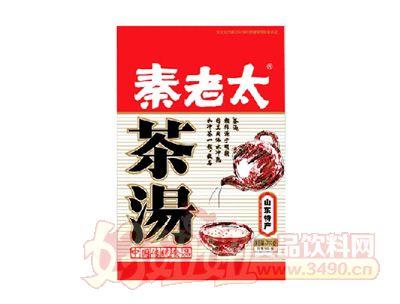 秦老太700克芝麻茶汤