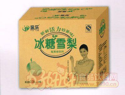 冰糖雪梨-2.08L-6瓶