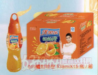 粒粒橙-538ML-15瓶