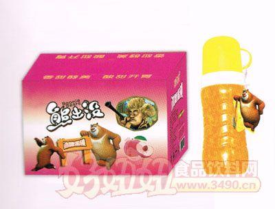 熊出没果粒橙-350ML-20瓶