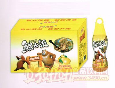 熊出没梨味-500ML-20瓶