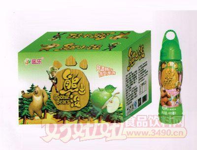 熊出没苹果味-420ML-15瓶