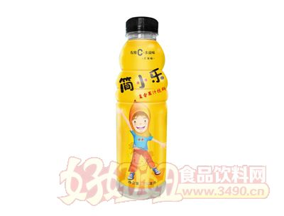 福临门简小乐(复合果汁饮料)芒果味500ml