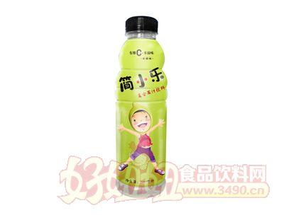 福临门简小乐(复合果汁饮料)柠檬味500ml