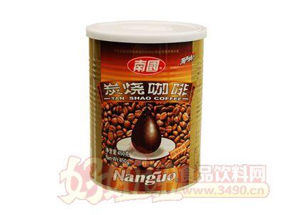 南国炭烧咖啡450g罐装