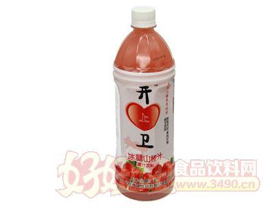 蒽纪福冰糖山楂汁饮料