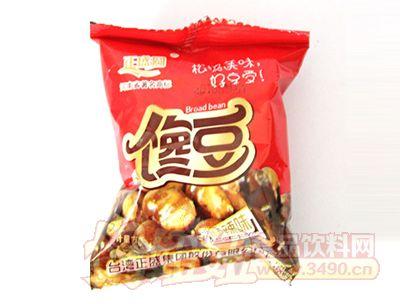 正盛圆麻辣味馋豆