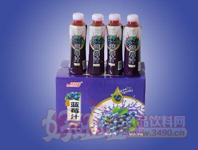 春尚好蓝莓汁500ml×15瓶