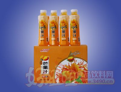 春尚好芒果汁500ml×15瓶