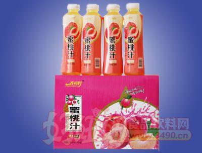 春尚好蜜桃汁500ml×15瓶