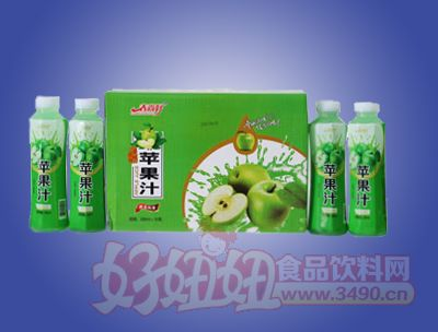 春尚好苹果汁500ml×15瓶