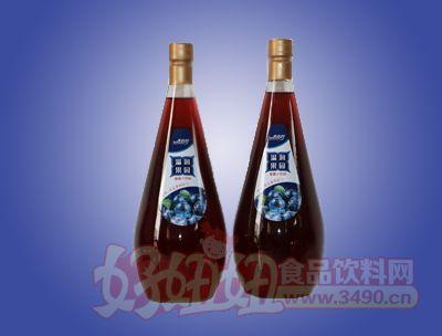 春尚好温润果园蓝莓汁饮料828ml