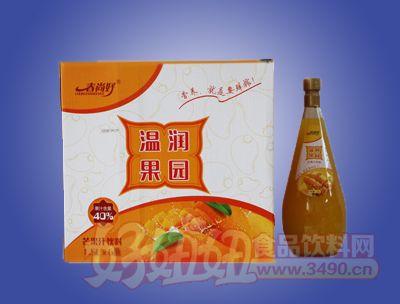 春尚好温润果园芒果汁饮料1.5L×6瓶