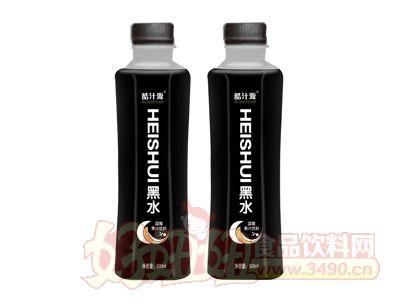 酷汁源黑水蓝莓果汁饮料500ml