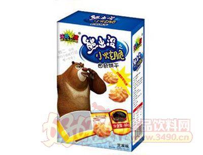 熊出没小炫脆芝麻味