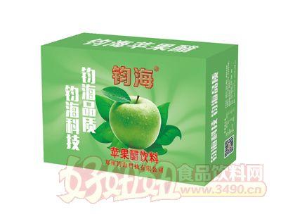 钧海苹果醋饮料礼盒