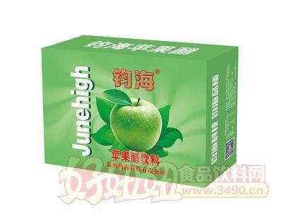 钧海苹果醋饮料310ml箱装