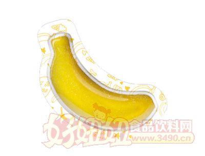 宅小翠香蕉软糖