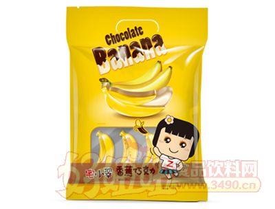 108克香蕉巧克力