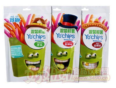 �I趣薯条自立袋三味 60克