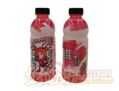维加红提口味运动饮料