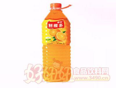 蜀涛鲜橙多