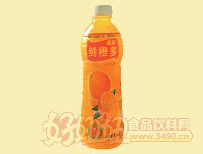 蜀涛鲜橙多-500ML