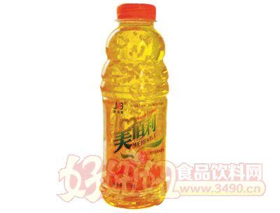 美佰利橙果粒